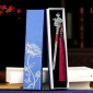 中国风古典流苏金属书签新奇创意学生文具手工复古可爱古风小礼物